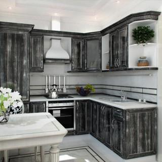 Кухня лофт №18