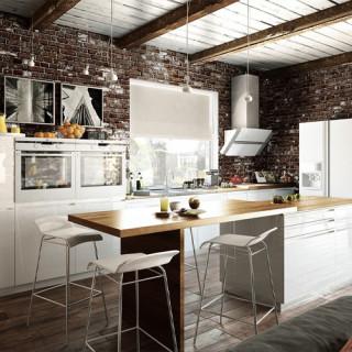 Кухня лофт №20