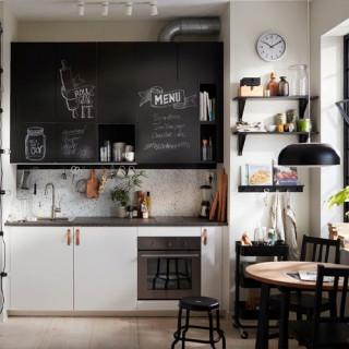 Кухня лофт №10