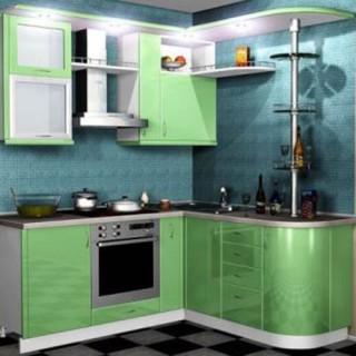 Маленькая кухня 17