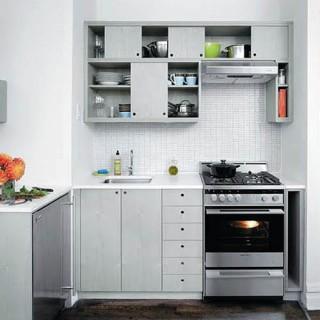 Маленькая кухня 21
