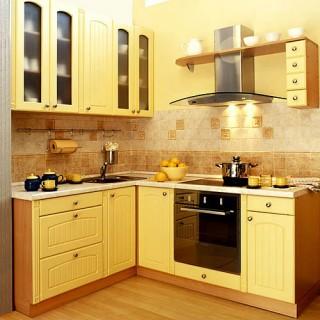 Маленькая кухня 23