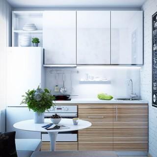 Маленькая кухня 07